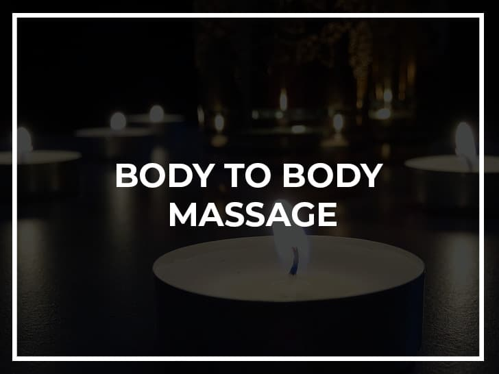 body to body massage london